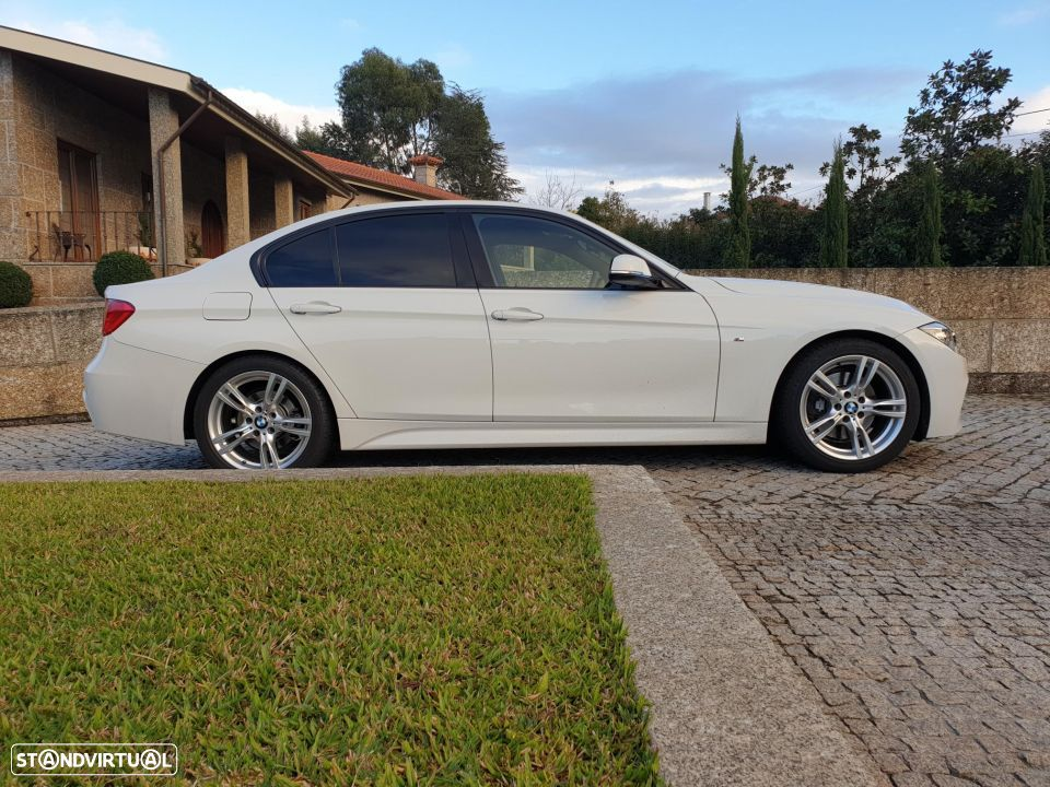 BMW 325 d Touring Auto Pack M - 1