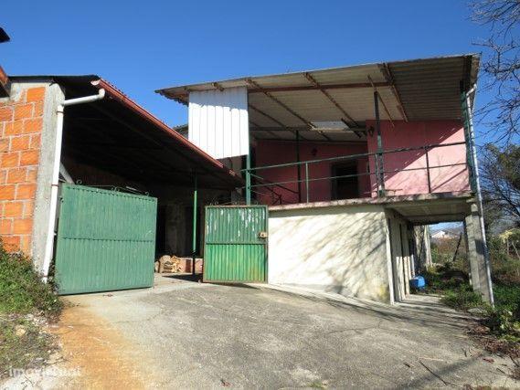 Moradia com 97 m2 em Couto Esteves, Sever do Vouga