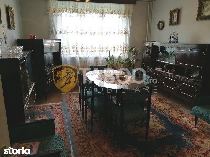 Apartament de inchiriat cu 3 camere in Sibiu zona Mihai Viteazu
