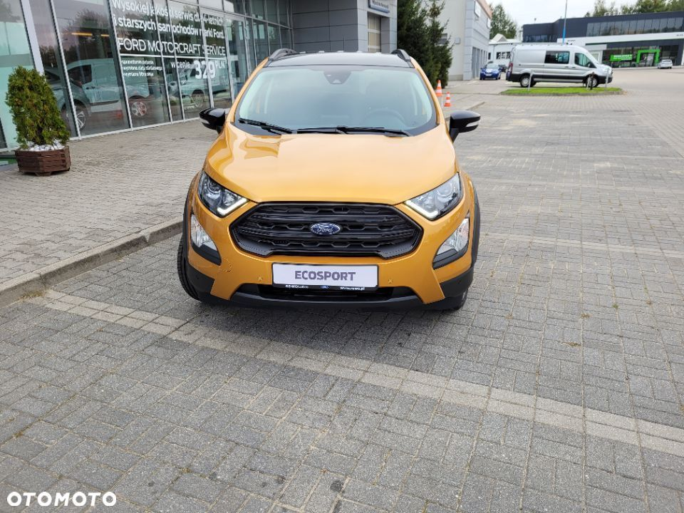 Ford EcoSport Active, 1.0 EcoBoost mHEV 125 KM M6 ( z ASS ) FWD - 14