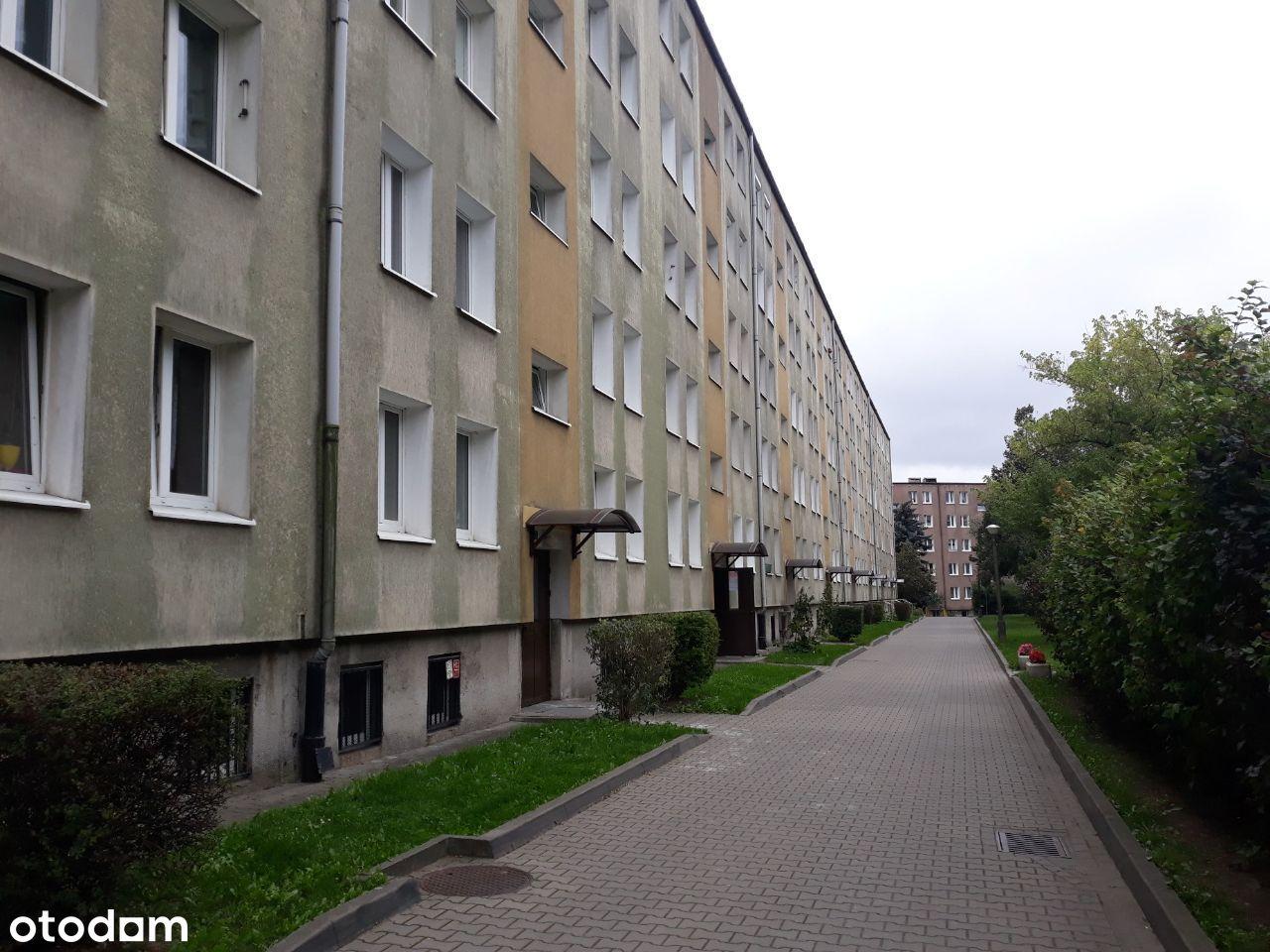 Winogrady, 3 pokoje, balkon, niski blok!