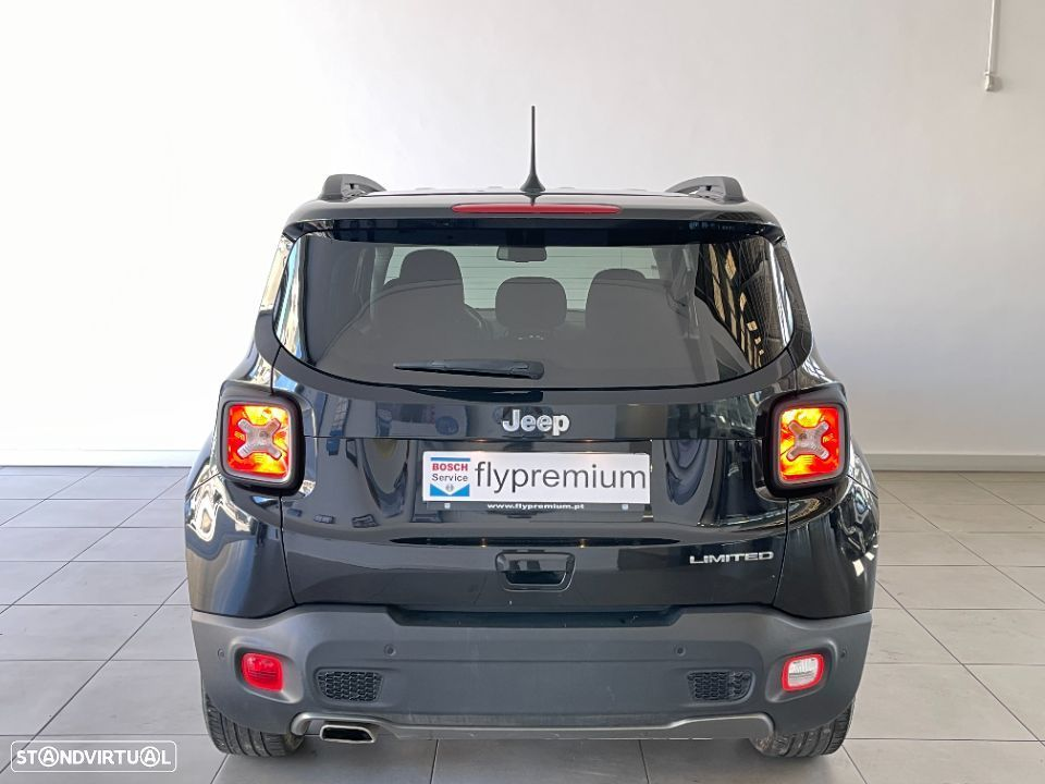 Jeep Renegade 1.6 MJD Limited DCT - 6