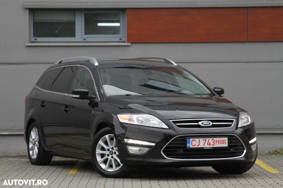 Ford Mondeo - 28