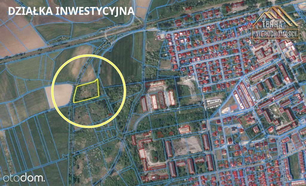 Działka Inwestycyjna O Powierzchni 7321 m2
