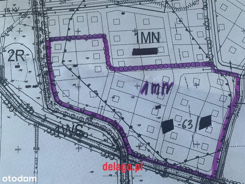 Działka Budowlana Pod Inwestycje 43,000 m2
