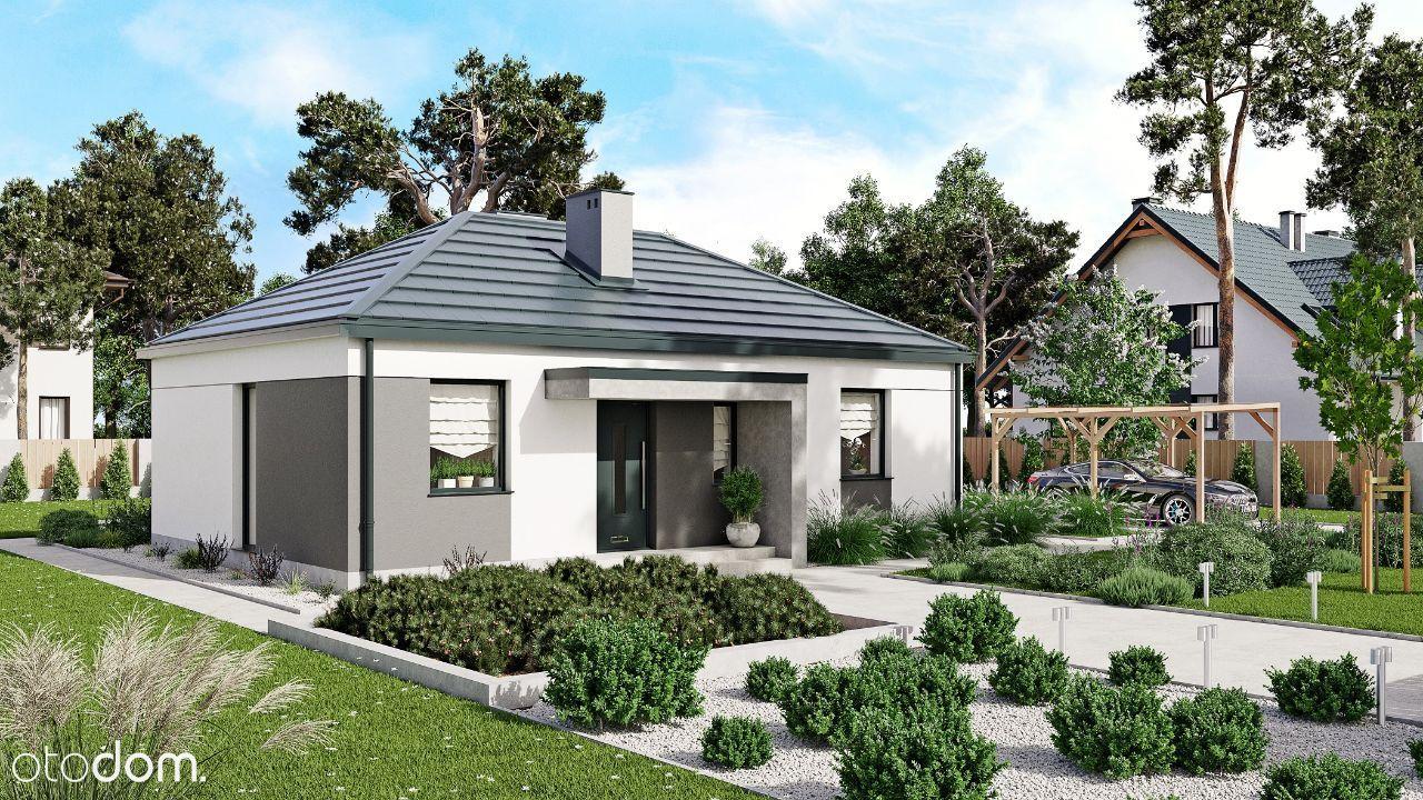 Dom w cenie mieszkania, 71 m2, 4 pok.- Prawiedniki