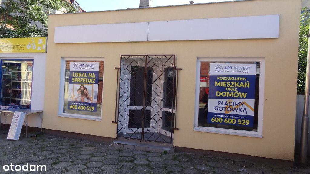 Lokal handlowo usługowy na sprzedaż centrum