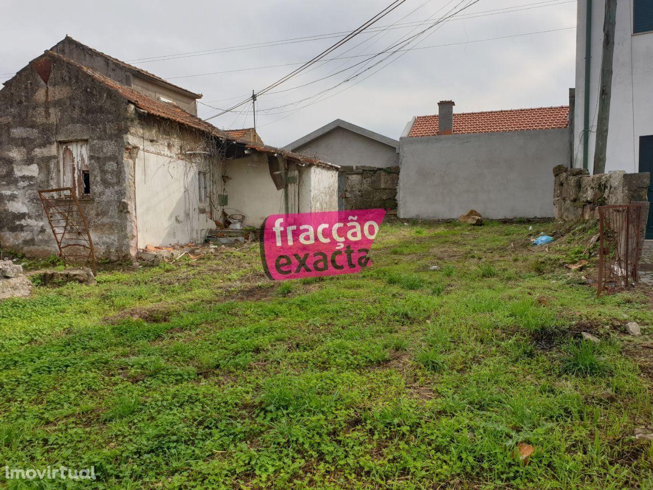 Casa térrea devoluta t2 Baguim do Monte