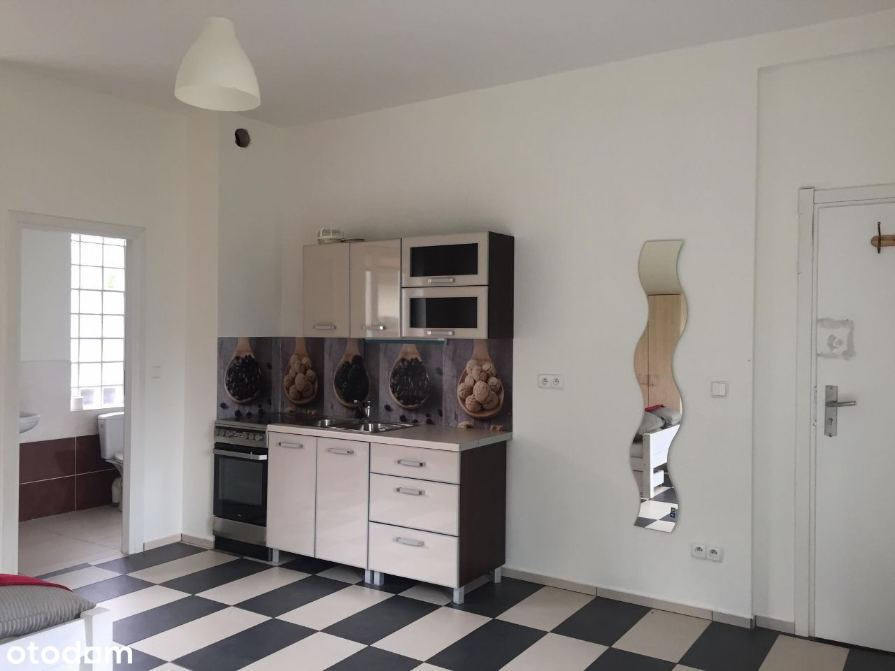 Mieszkanie Leszno salon+aneks+sypialnia