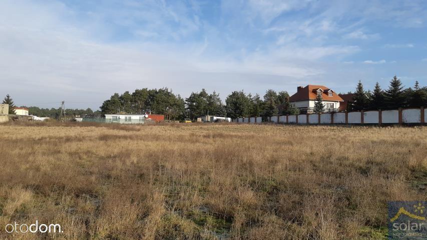 Pięknie położona działka budowlana w Pawłówku!