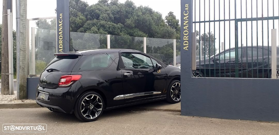 Citroën DS3 1.6 HDi Airdream Sport Chic - 11