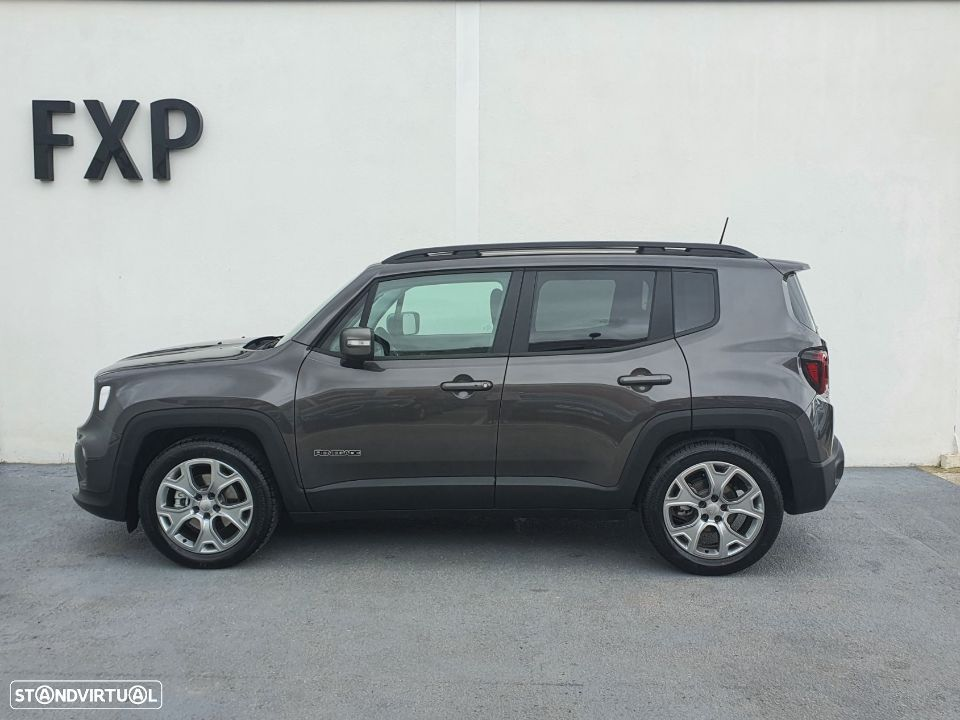 Jeep Renegade 1.3 T Limited DCT - 1