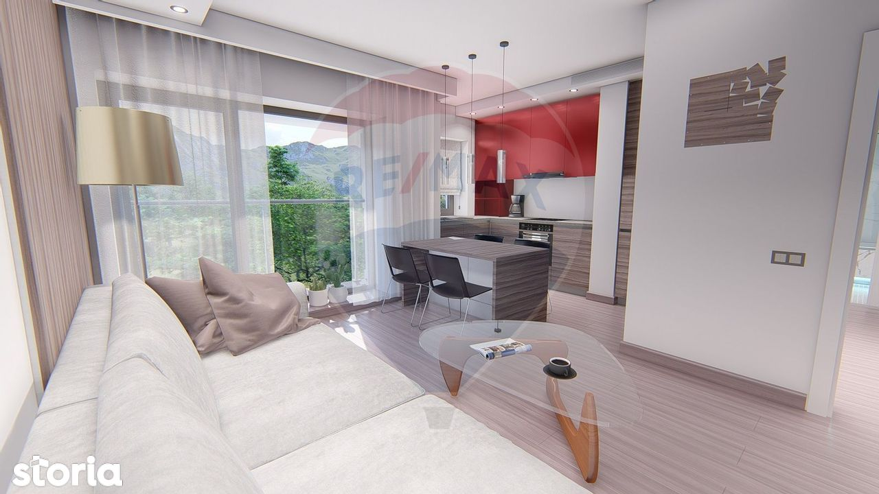 Apartament 2 camere Tip 1-NOBLE Residence