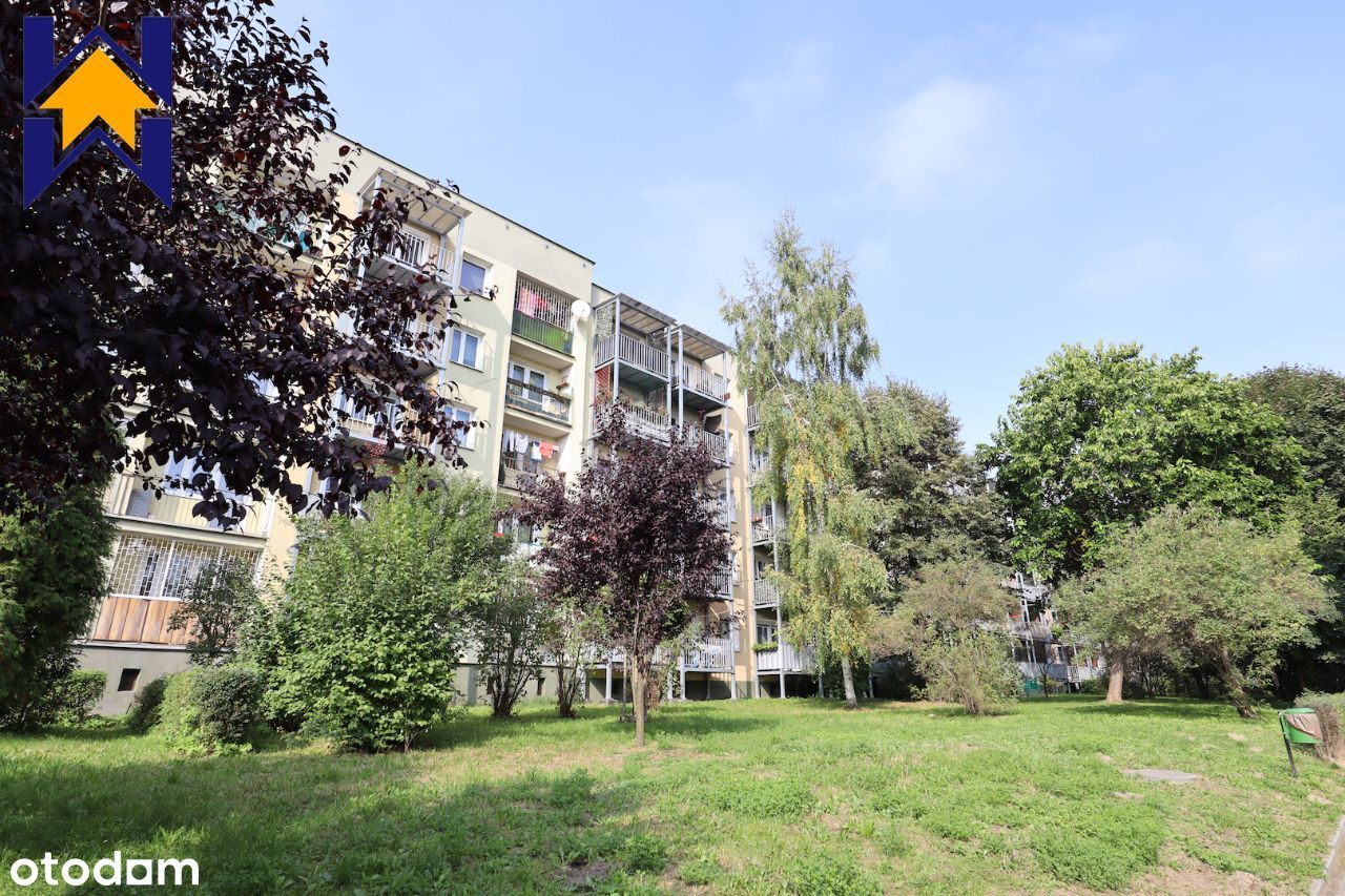 Bieżanów-Prokocim, 3 pokoje, 59m2, balkon, piwnica