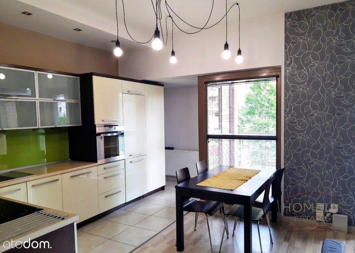 Eleganckie mieszkanie przy Polu Mokotowskim