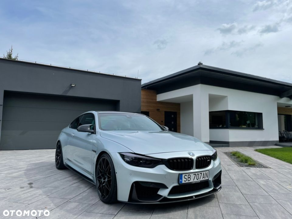 BMW M4 COMPETITION m performance - 1