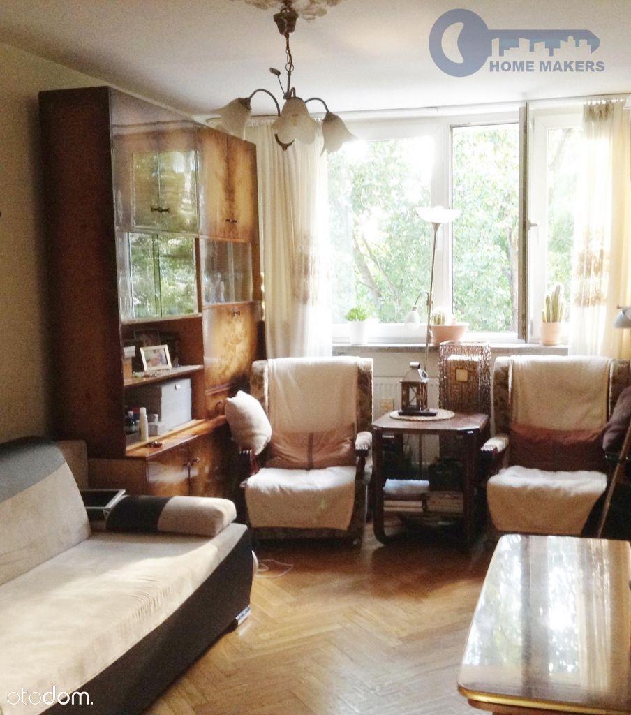 Mieszkanie, 37 m², Warszawa