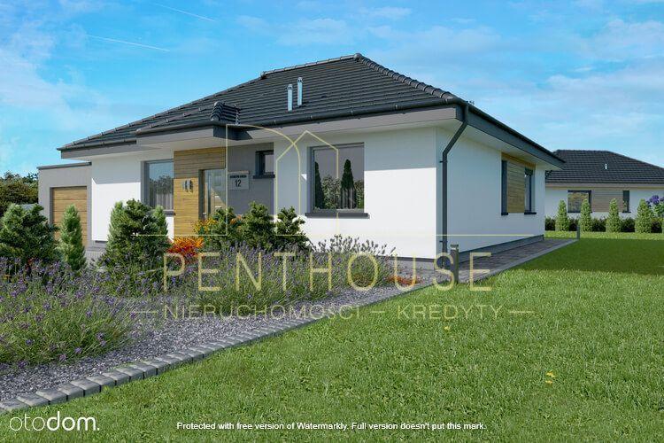 ostatni dom 96,65 m2 + garaż 24 m2 Pszczyna