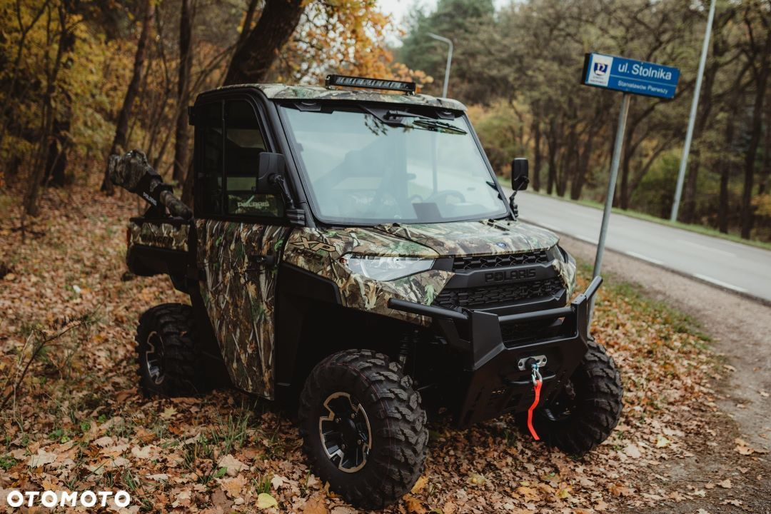 Polaris Ranger XP Polaris RANGER® XP 1000 Hunter LE - 7
