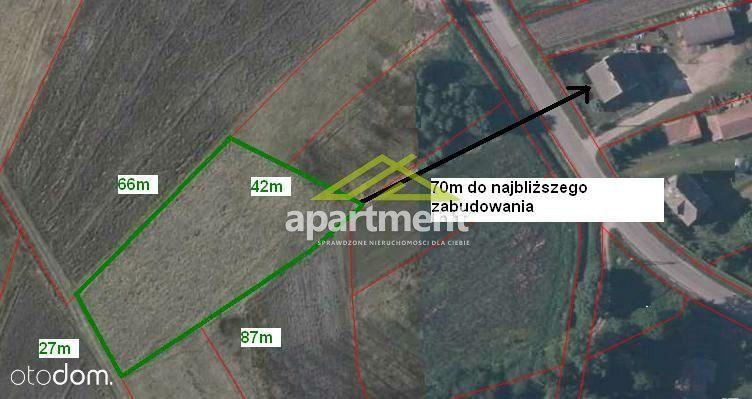 Działka, 2 700 m², Smęgorzów