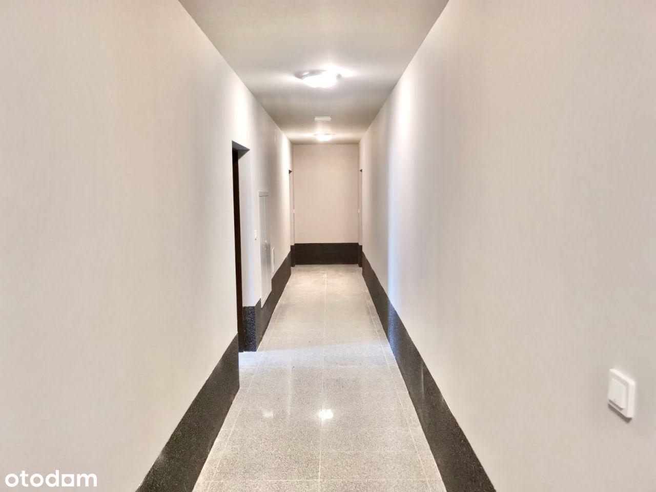 NOWE mieszkanie - 41 m2 ogródka!