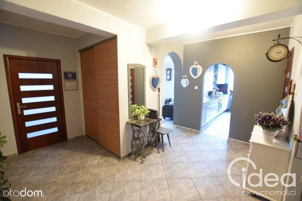 Przestronne 4-pokojowe mieszkanie na Bezrzeczu
