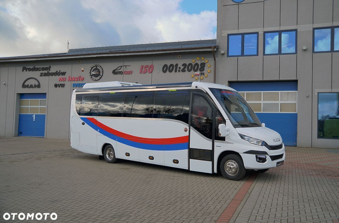 Iveco Cuby 70C HD Tourist Line Winda 31+1+1 No.415  Cuby Iveco 70C HD Tourist Line Winda 31+1+1 No.415 - 1