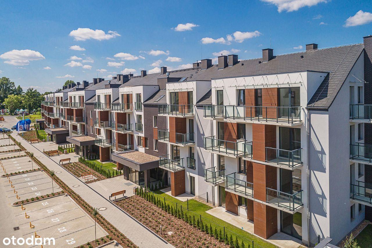 Nowe mieszkanie Partynice House II, O.3.3.10
