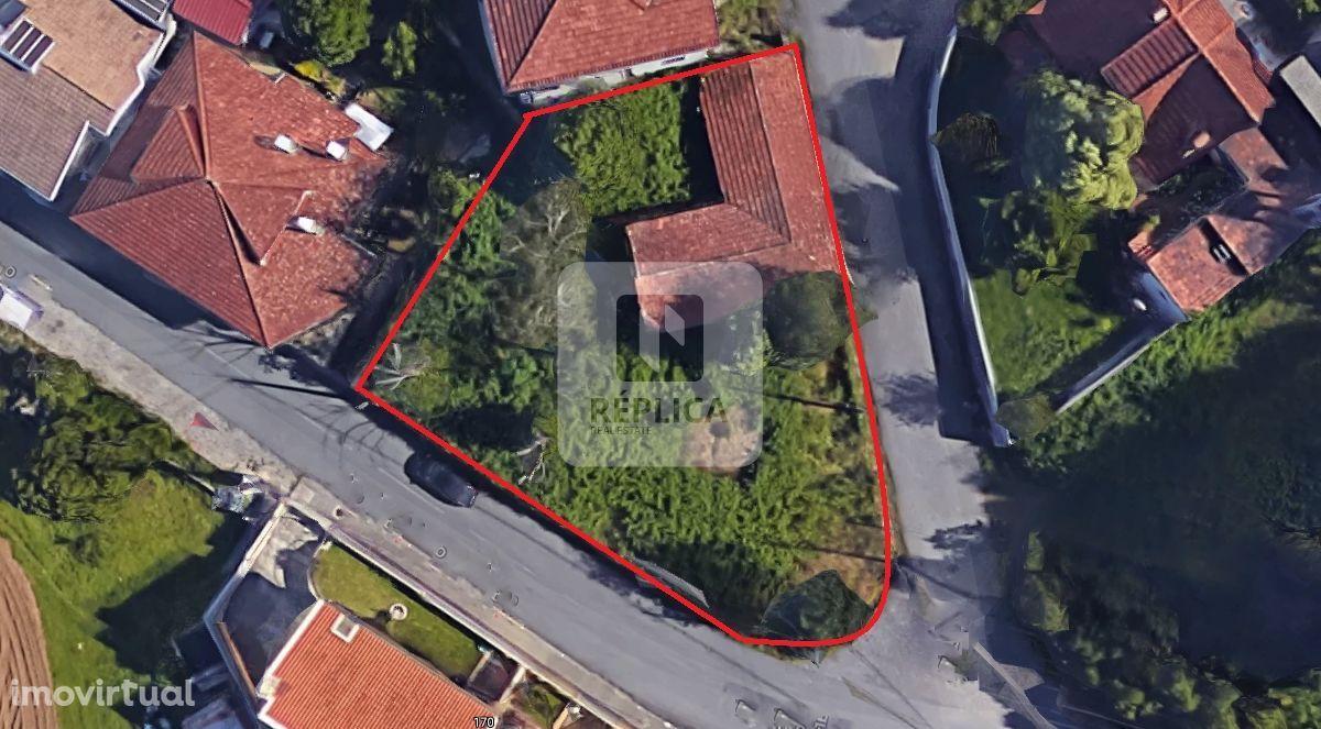 Terreno para construção nas Caldas de São Jorge.