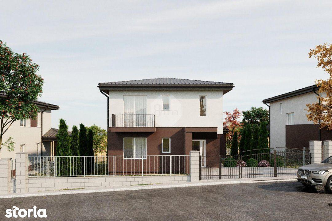 Casa Individuala   5 Camere   135 mp Utili   570 mp teren, zona Popest