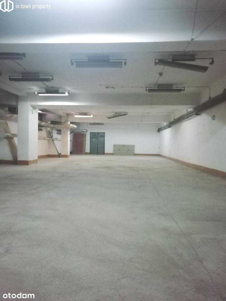 Magazyn 230m2 N-Huta