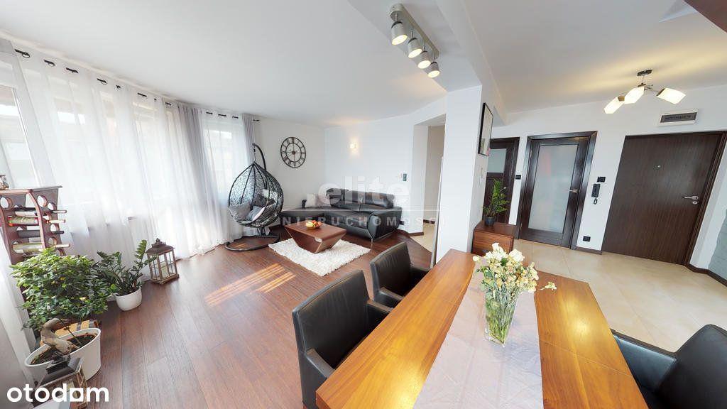 Piękne mieszkanie z widokiem na Odrę 4 pok. 125m2