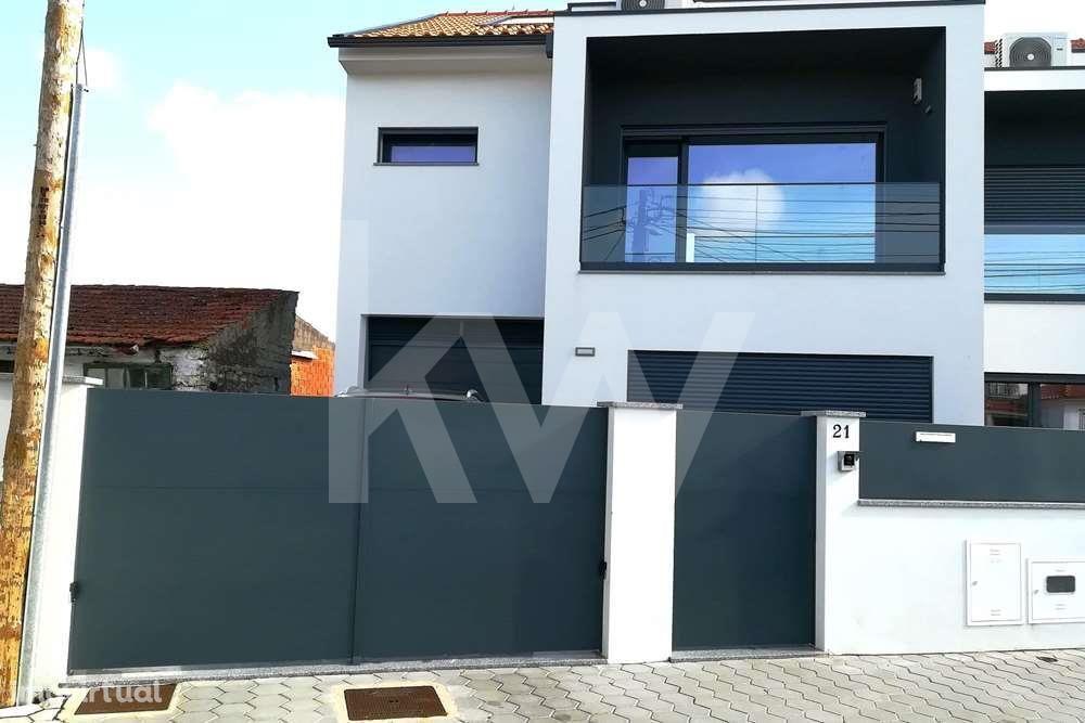 Moradia T3 semi-nova em Aradas, Aveiro