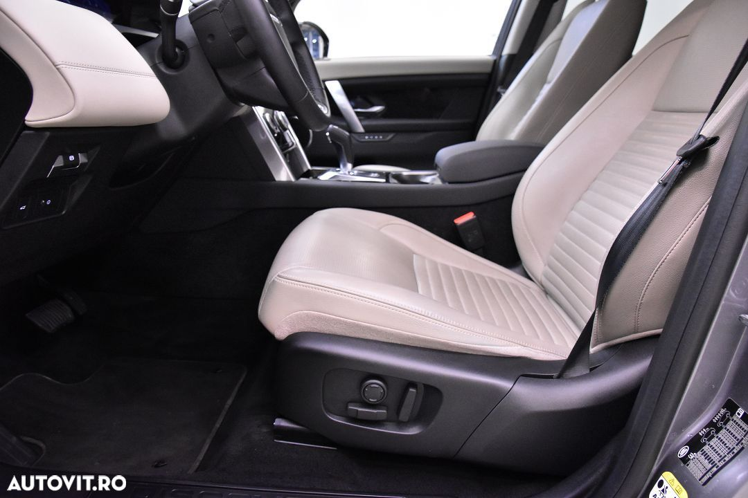 Land Rover Discovery Sport 2.0 - 21