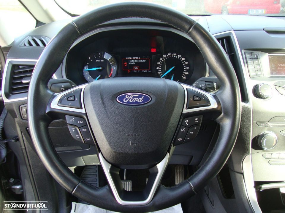 Ford S-Max 2.0 TDCi Trend - 15