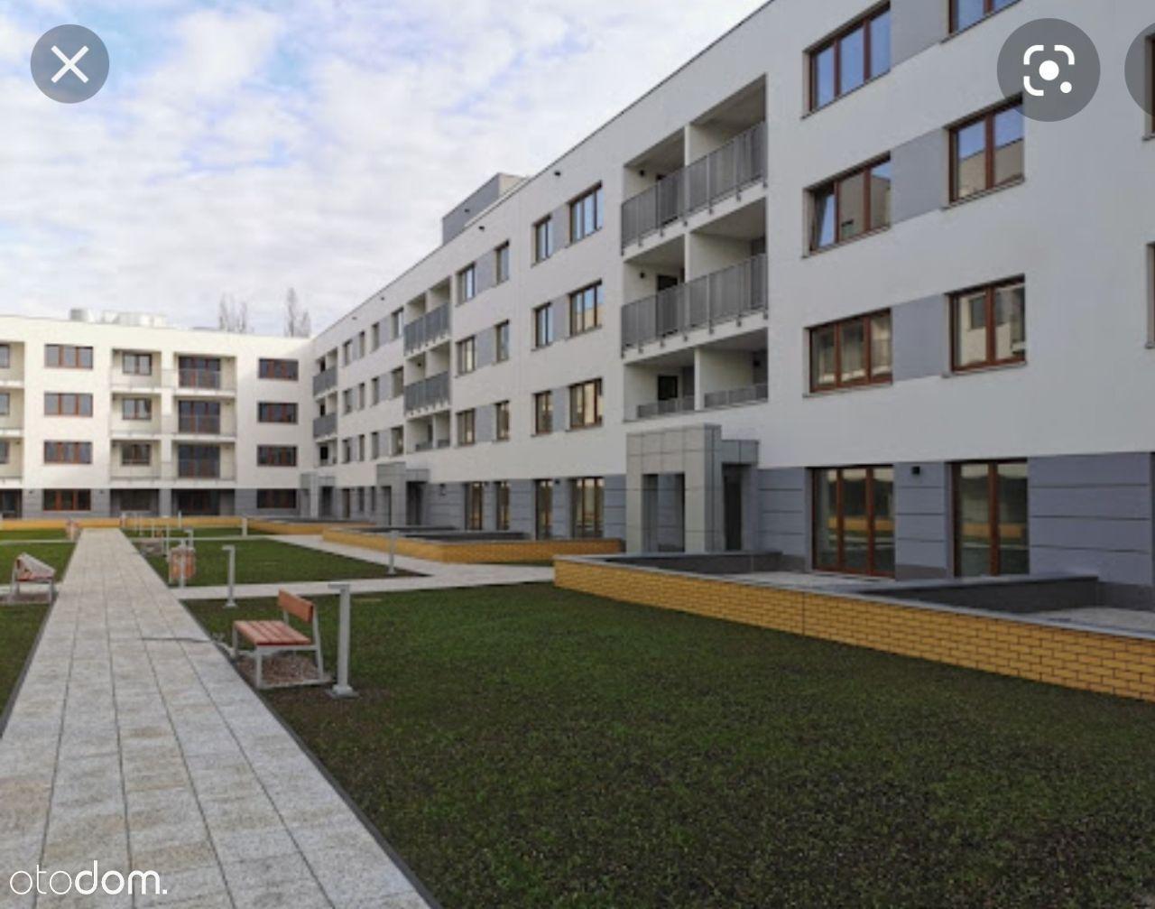 Lipowa art 42.5 m2 .3 pokoje wysoki standard wykon