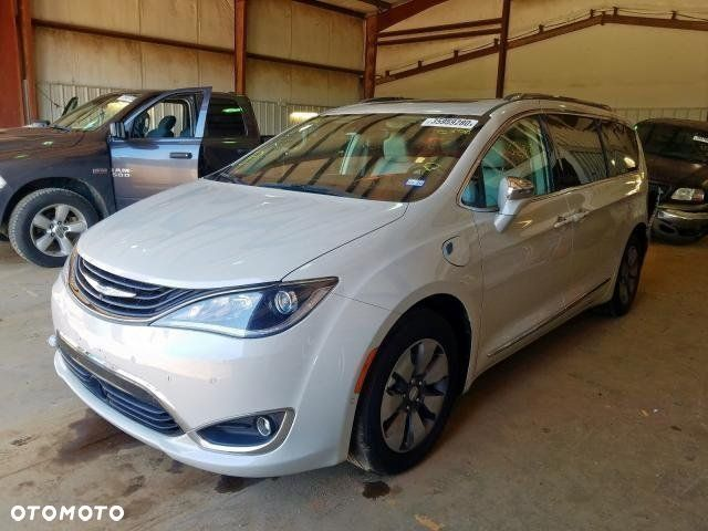 Chrysler Pacifica Hybrid Limited Plug-In Auto Punkt - 2
