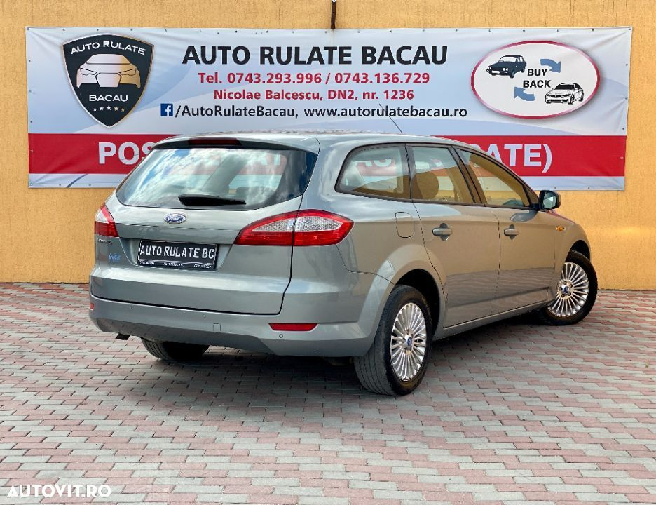 Ford Mondeo 1.8 - 1