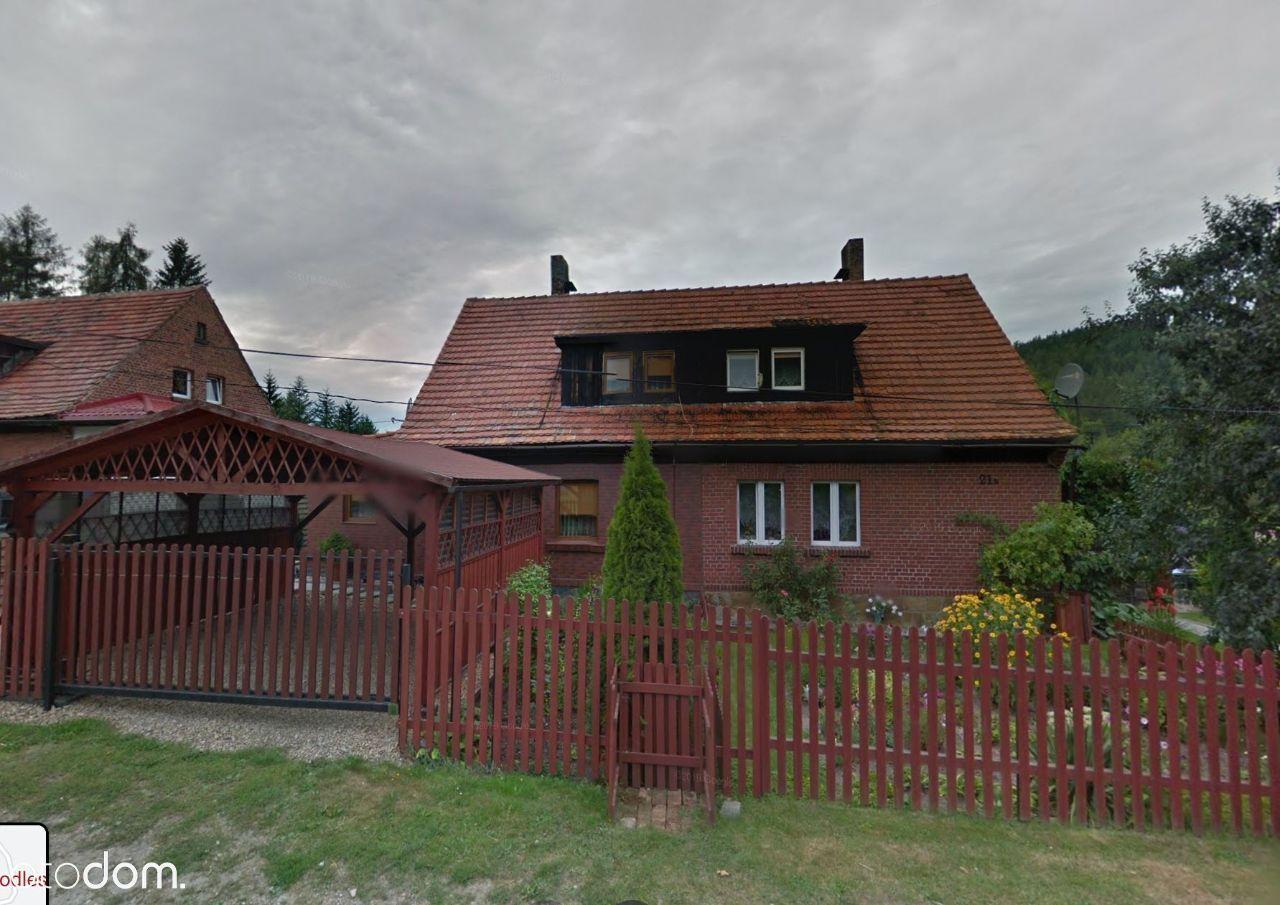 Dom z pieknym widokiem na góry Lubawka