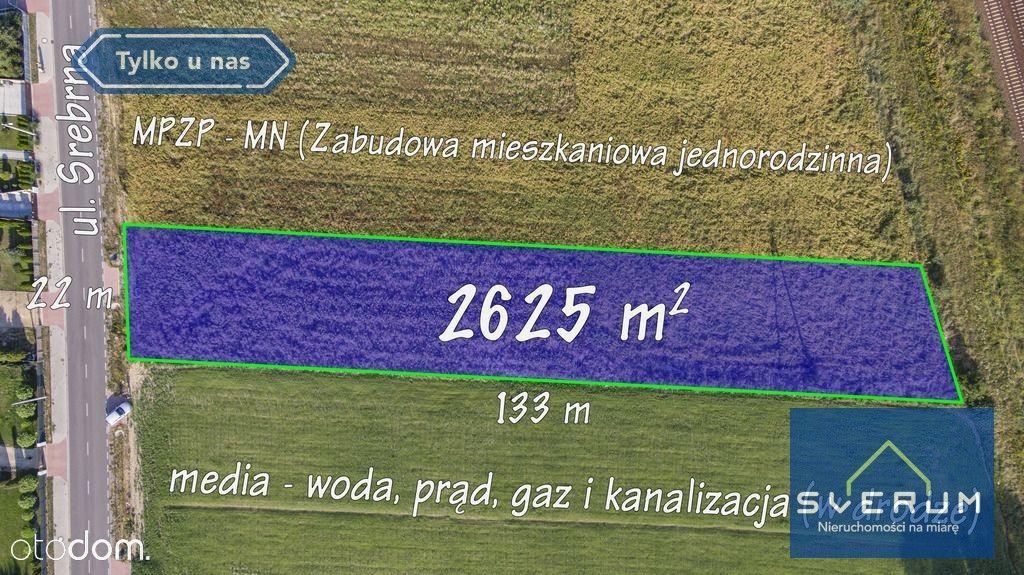 Działka 2625m2 Marianka Rędzińska