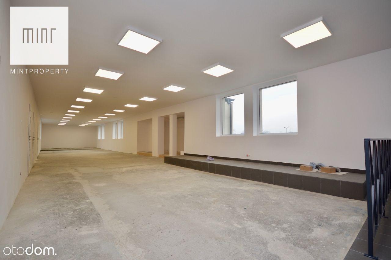 Lokal komercyjny 400 m2 - Warszawska