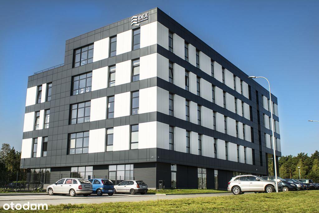 Biuro 81,57 m² w nowoczesnym obiekcie IDEA