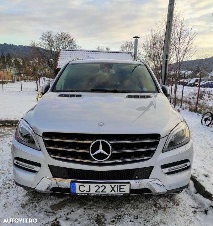 Mercedes-Benz ML 350 - 19