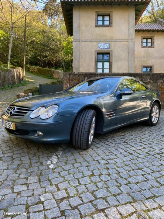 Mercedes-Benz SL 500 - 9