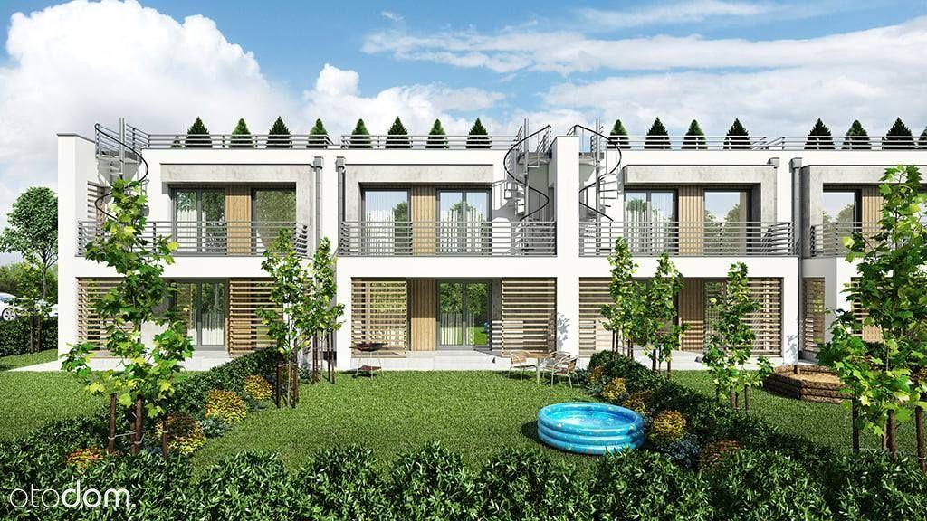 Nowe Mieszkanie, 4 pokoje, 65 m2,Taras!