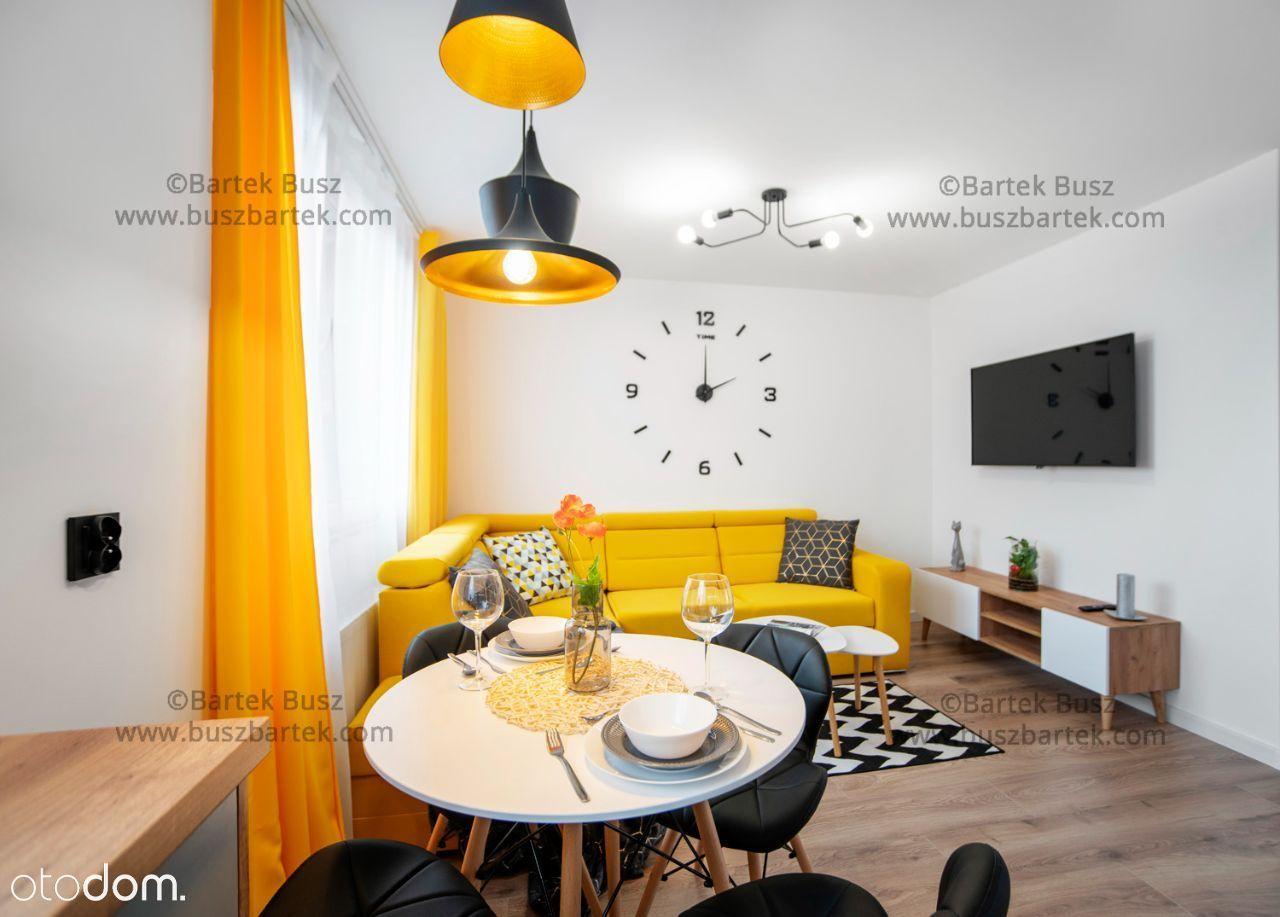 3 Pokoje 54m2 Wysoki Standard LUX Full Wyposażone!