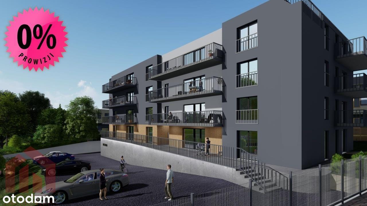 Na Sprzedaż 4-Pokojowe Mieszkanie Z Dużym Balkonem