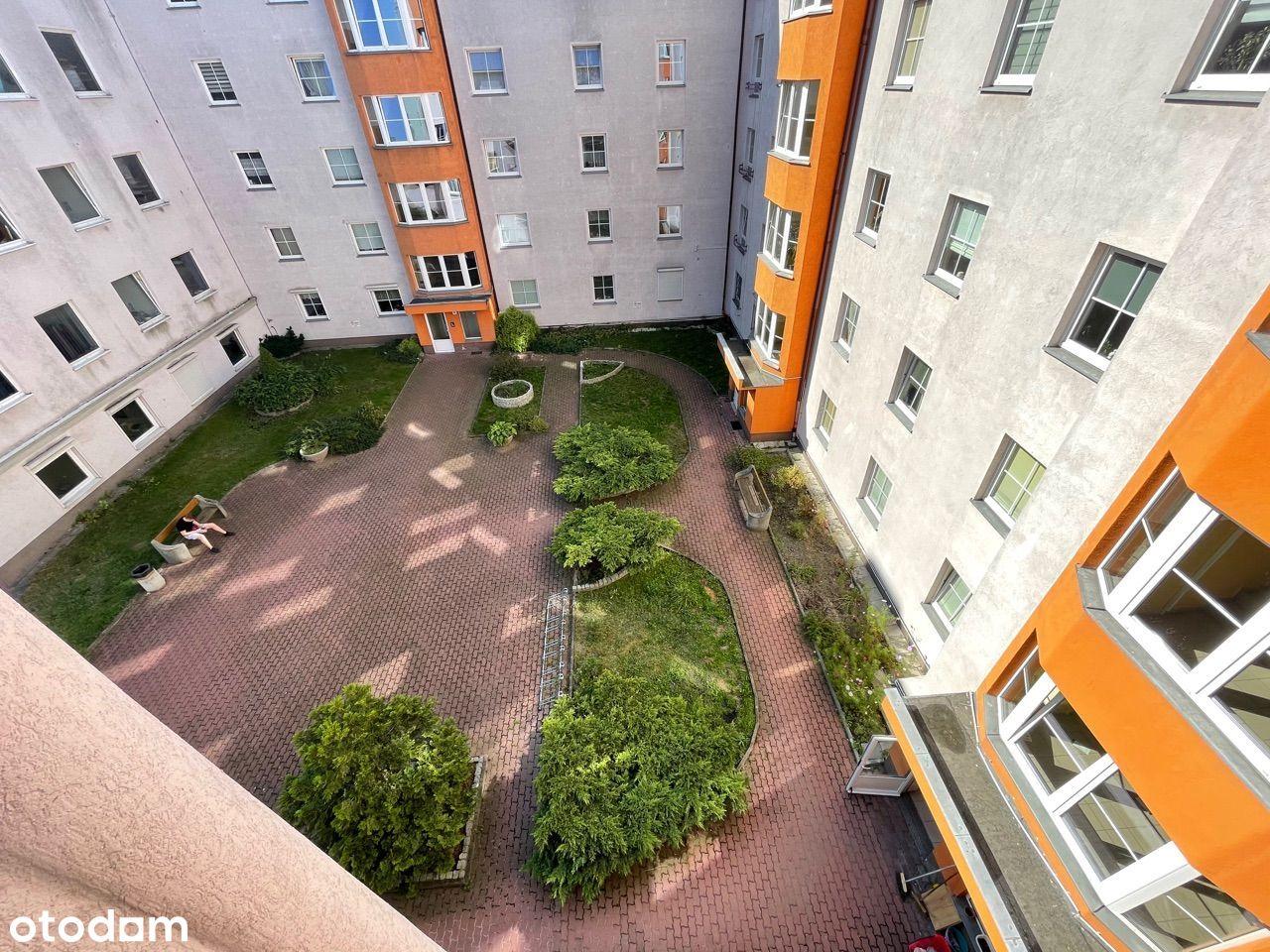 Mieszkanie 3 pok z balkonem przy ul. Narutowicza