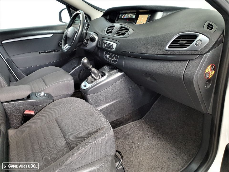 Renault Grand Scénic 1.5 Dci Limited - 26