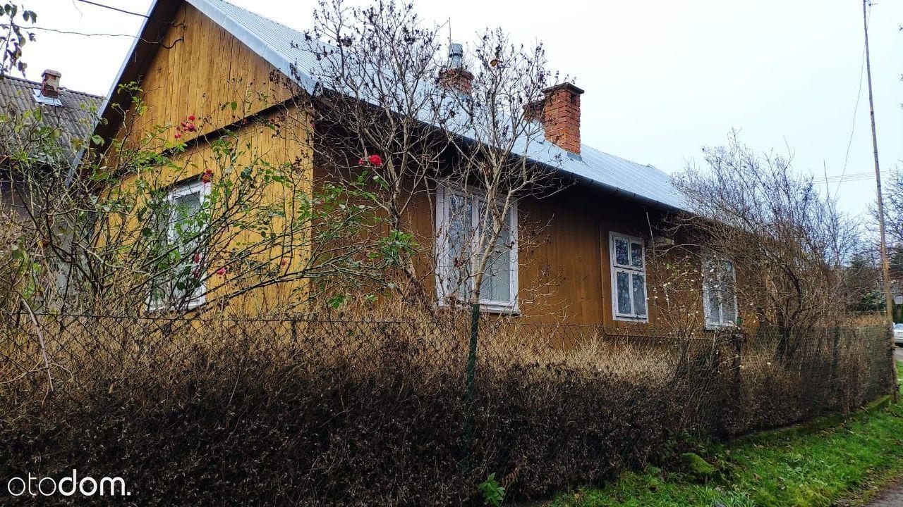 Dom działka z warunkami zabudowy